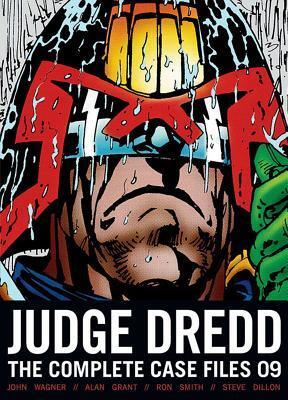 Afbeelding van Judge Dredd: The Complete Case Files 9
