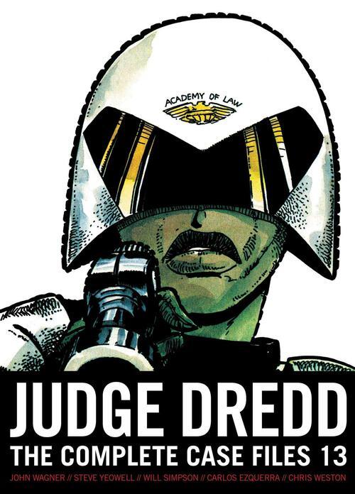 Afbeelding van Judge Dredd 13