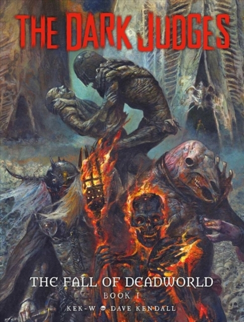 Afbeelding van The Dark Judges 1