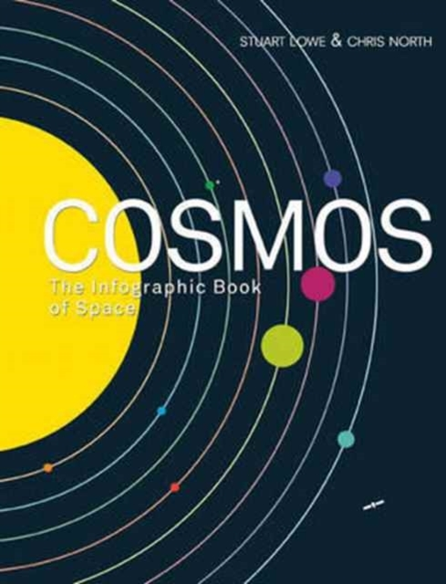 Afbeelding van Cosmos: The Infographic Book of Space