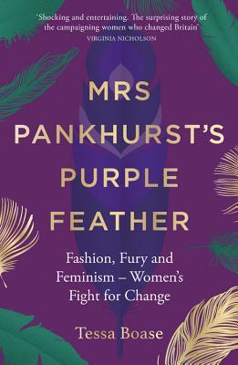 Afbeelding van Mrs Pankhurst's Purple Feather