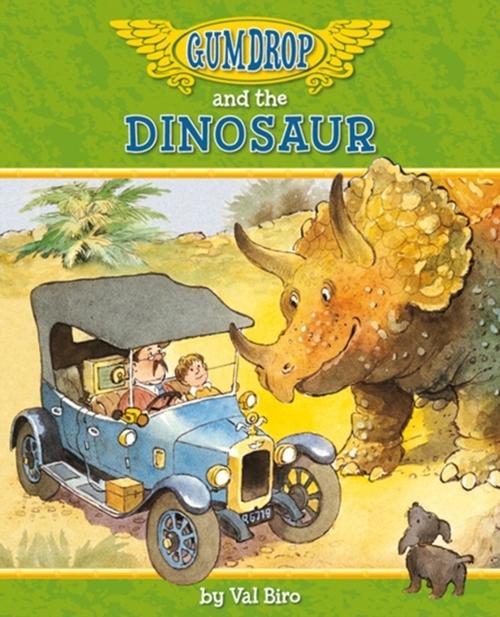 Afbeelding van Gumdrop and the Dinosaur