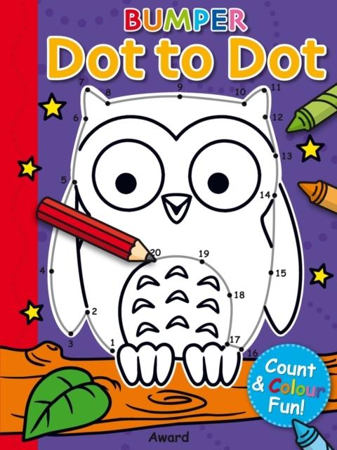 Afbeelding van Bumper Dot to Dot (owl)