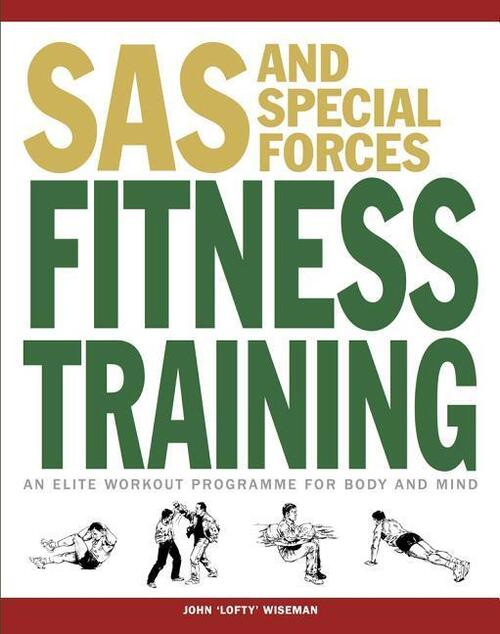 Afbeelding van SAS and Special Forces Fitness Training