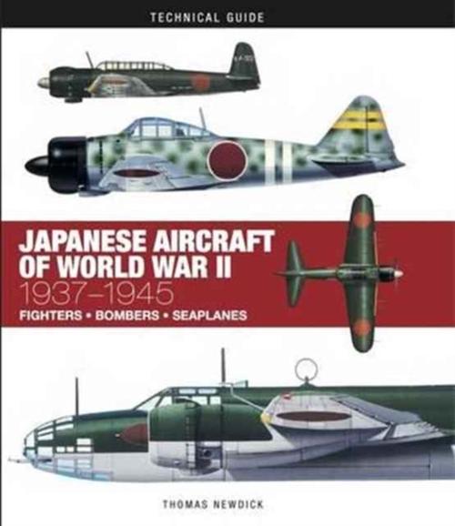 Afbeelding van Japanese Aircraft of World War II