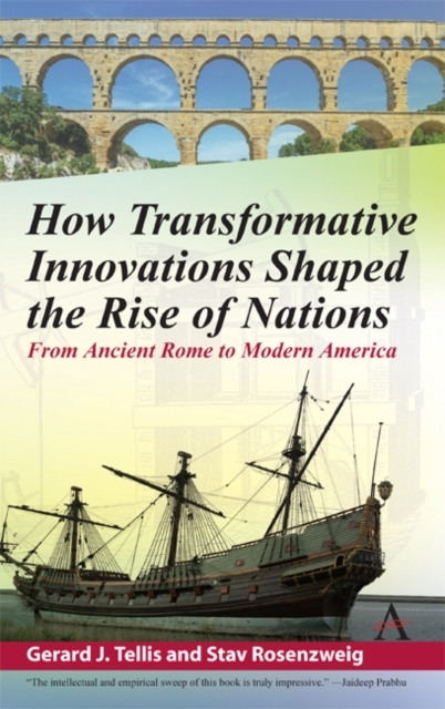 Afbeelding van How Transformative Innovations Shaped the Rise of Nations