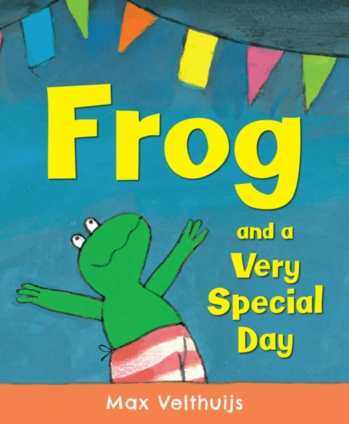 Afbeelding van Frog and a Very Special Day