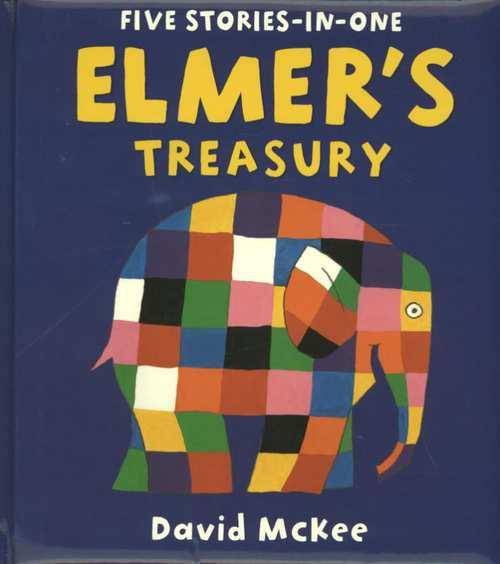 Afbeelding van Elmer's Treasury