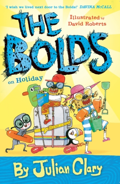 Afbeelding van Bolds on Holiday