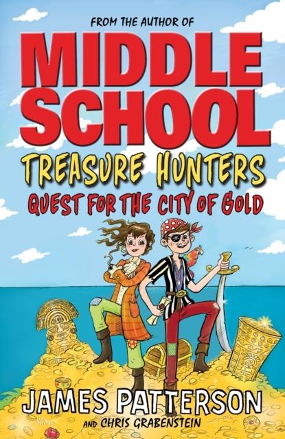 Afbeelding van Treasure Hunters: Quest for the City of Gold