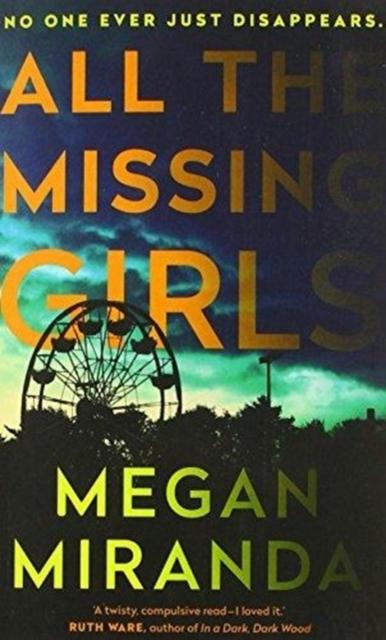 Afbeelding van All the Missing Girls
