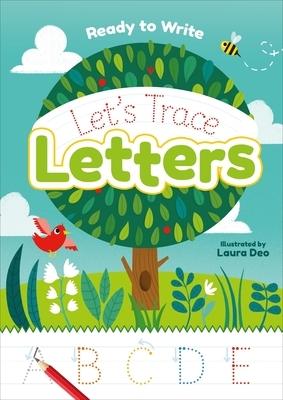 Afbeelding van Let's Trace Letters