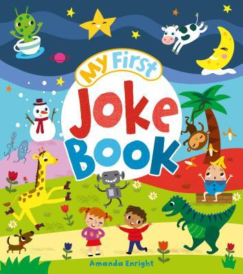 Afbeelding van My First Joke Book