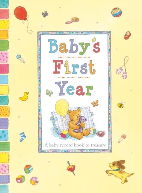 Afbeelding van Baby's First Year