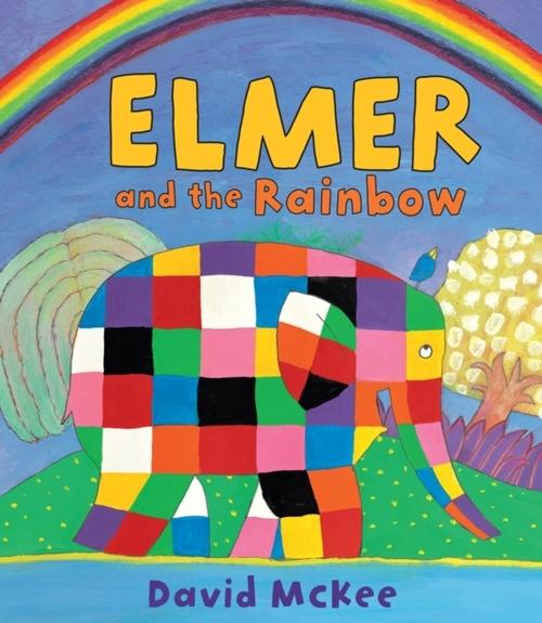Afbeelding van Elmer and the Rainbow