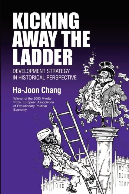 Afbeelding van Kicking Away the Ladder