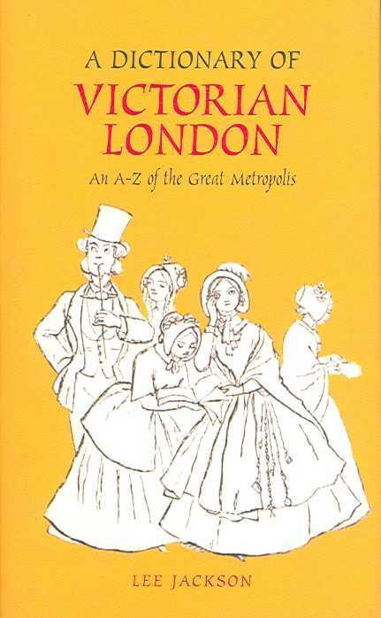 Afbeelding van A Dictionary of Victorian London