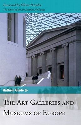 Afbeelding van Anthem Guide to Art Galleries and Museums of Europe