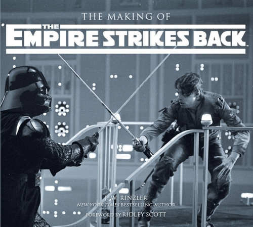 Afbeelding van Making of the Empire Strikes Back