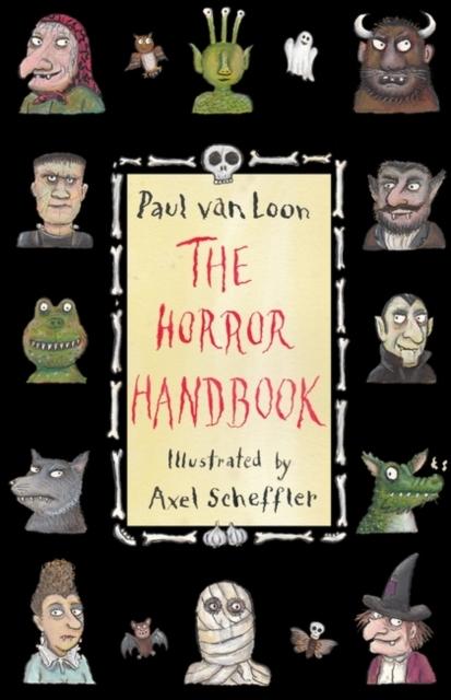 Afbeelding van The Horror Handbook