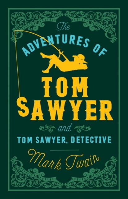 Afbeelding van The Adventures of Tom Sawyer and Tom Sawyer, Detective