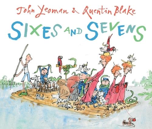 Afbeelding van Sixes and Sevens