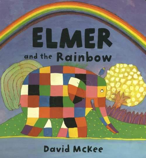 Afbeelding van Elmer and the Rainbow
