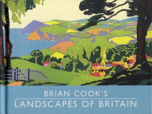 Afbeelding van Brian Cook's Landscapes of Britain
