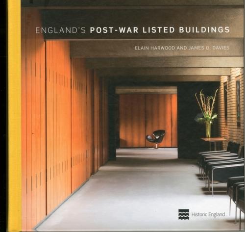 Afbeelding van England's Post-War Listed Buildings