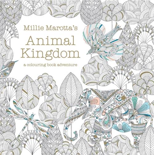 Afbeelding van Millie Marotta's Animal Kingdom