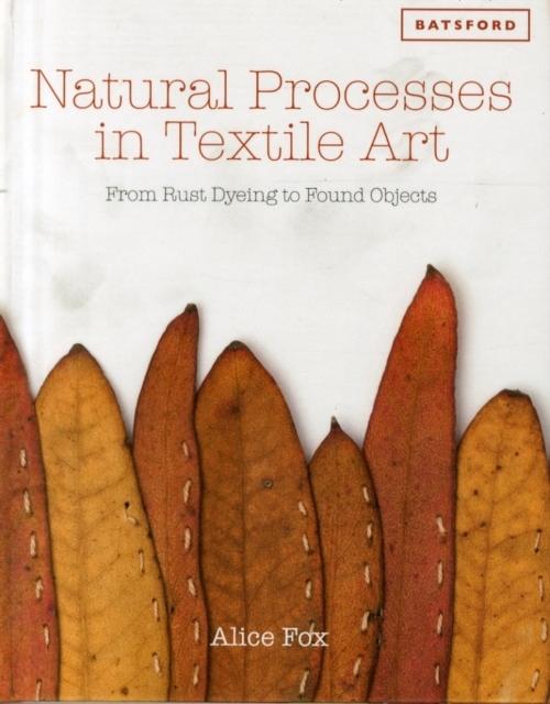 Afbeelding van Natural Processes in Textile Art