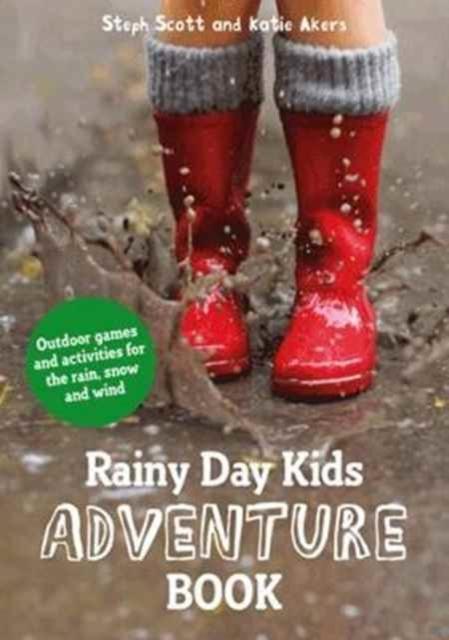 Afbeelding van Rainy Day Kids Adventure Book