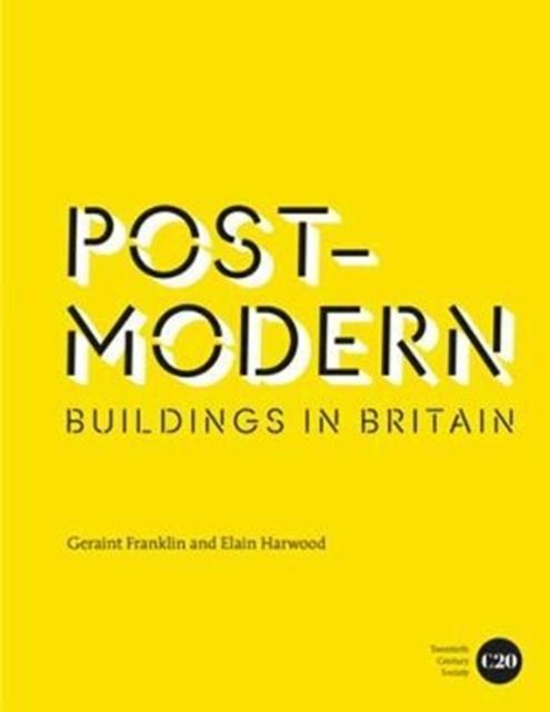 Afbeelding van Post-Modern Buildings in Britain
