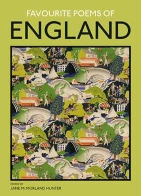 Afbeelding van Favourite Poems of England
