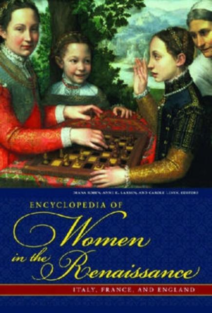 Afbeelding van Encyclopedia of Women in the Renaissance
