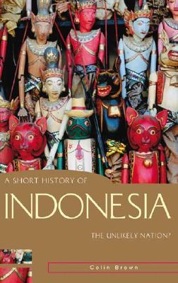 Afbeelding van A Short History of Indonesia