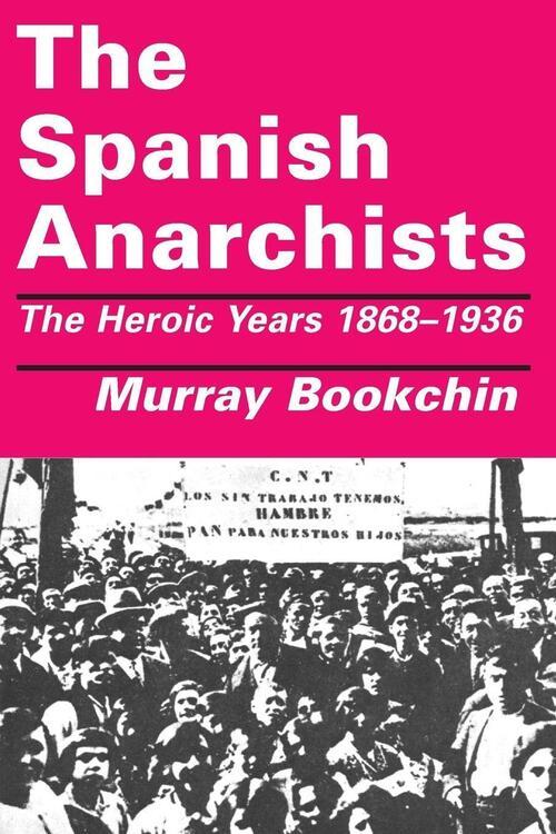 Afbeelding van The Spanish Anarchists