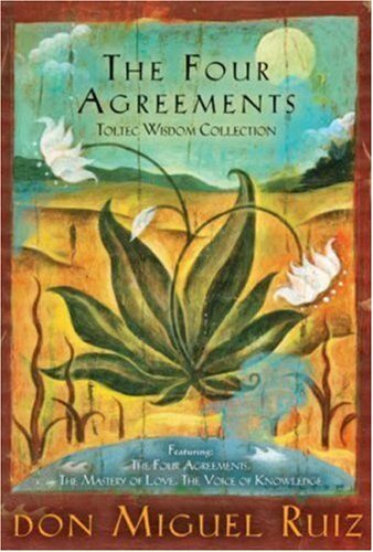 Afbeelding van The Four Agreements: Toltec Wisdom Collection