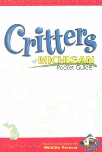 Afbeelding van Critters of Michigan Pocket Guide