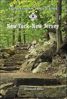 Afbeelding van Appalachian Trail Guide to New York-New Jersey Book and Maps [With 2 Fold Out Maps]