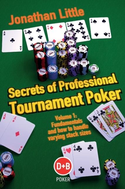 Afbeelding van Secrets of Professional Tournament Poker