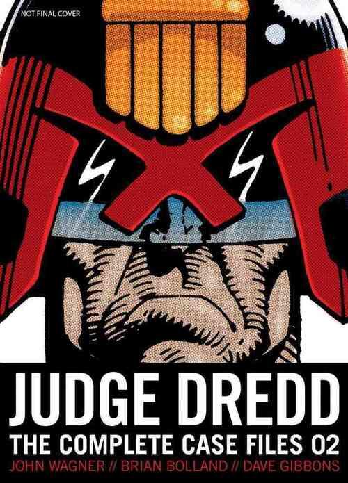 Afbeelding van Judge Dredd 2