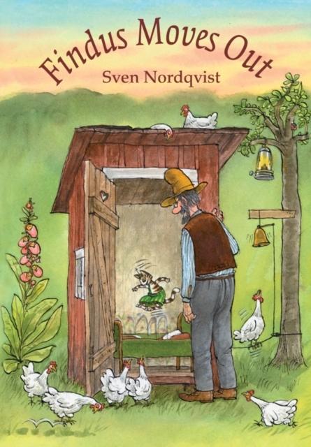 Findus Moves Out - Sven Nordqvist