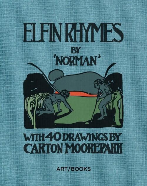 Afbeelding van A Book of Elfin Rhymes