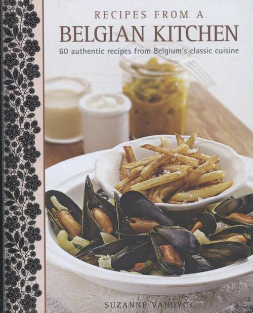 Afbeelding van Recipes from a Belgian Kitchen