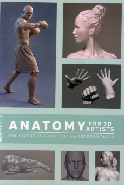 Afbeelding van Anatomy for 3D Artists