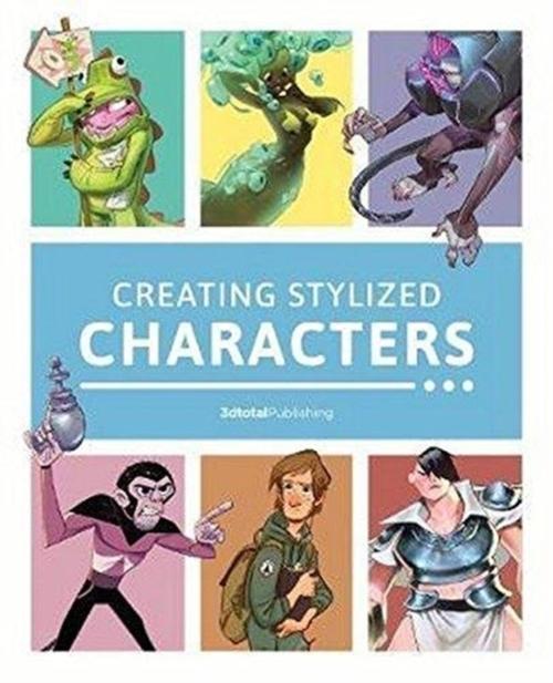 Afbeelding van Creating Stylized Characters