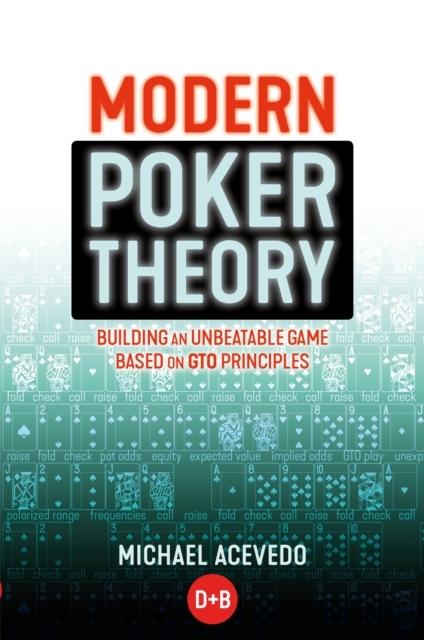 Afbeelding van Modern Poker Theory