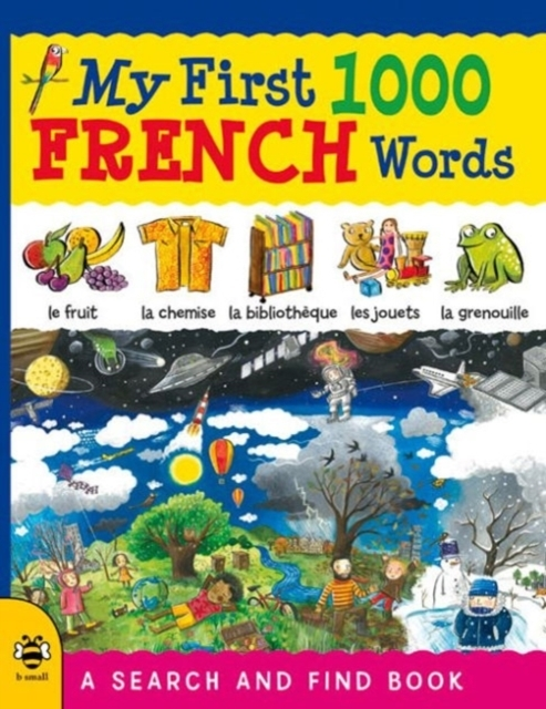 Afbeelding van My First 1000 French Words