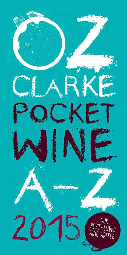 Afbeelding van Oz Clarke Pocket Wine Book 2015